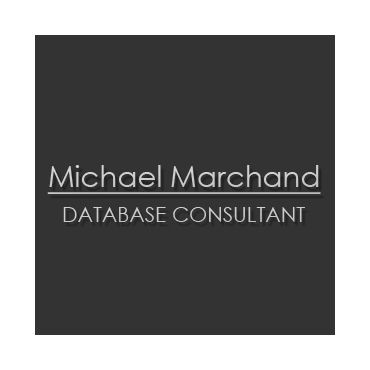 Michael Marchand Database Consultant PROFILE.logo