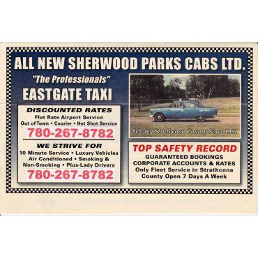 Sherwood Park Cabs logo