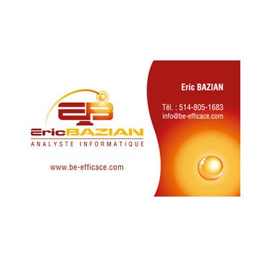 BE EFFICACE logo