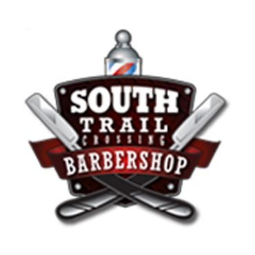 South Trail Crossing Barbershop PROFILE.logo