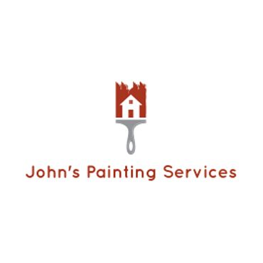 John's Painting Services logo