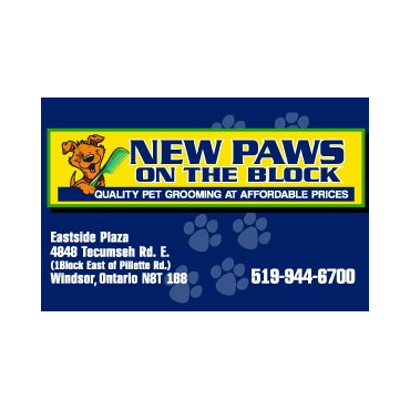 New Paws on the Block PROFILE.logo