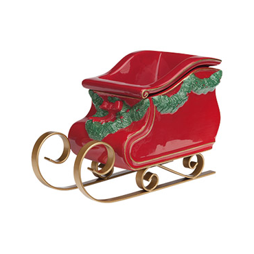Santa's Sleigh Element Warmer