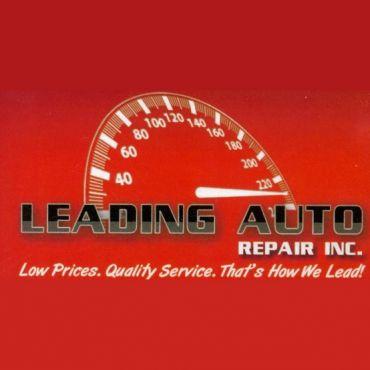 Leading Auto Repair Inc. logo