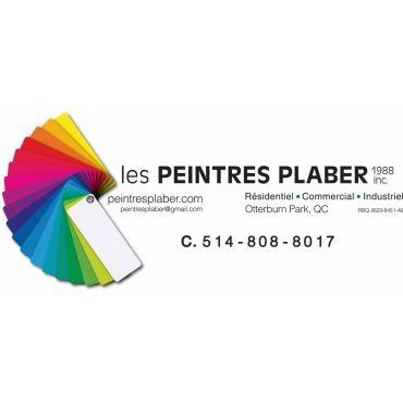 Peintres Plaber 1988 inc PROFILE.logo
