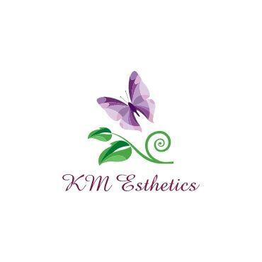 KM Esthetics logo
