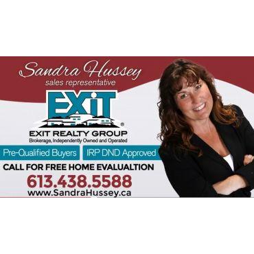 Sandra Hussey - Exit Realty Sales Representative logo