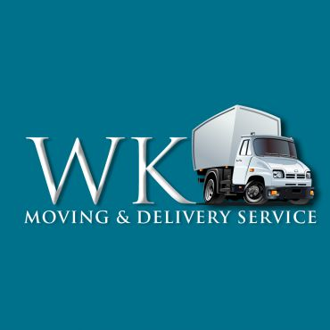 WK Moving & Delivery Service logo