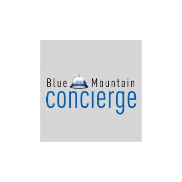 Blue Mountain Concierge logo