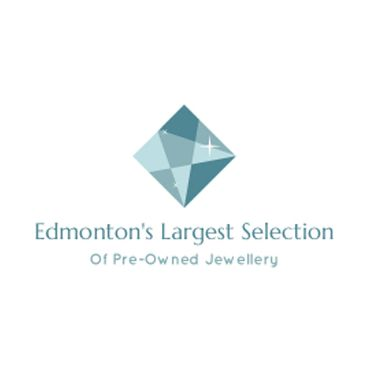 Edmonton's Largest Selection Of Pre-Owned Jewellery logo
