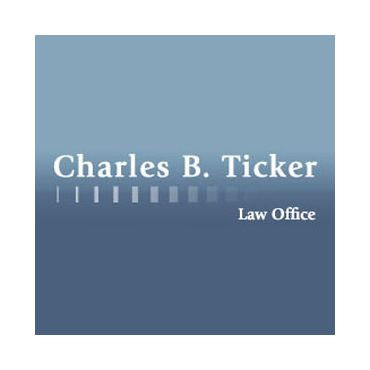 Charles B Ticker Law Office logo