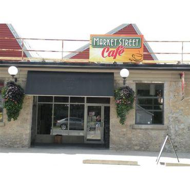 Market Street Cafe logo