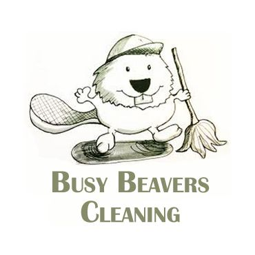 Busy Beavers Cleaning logo
