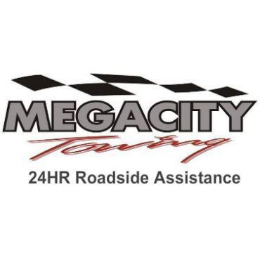 Mega City Towing logo