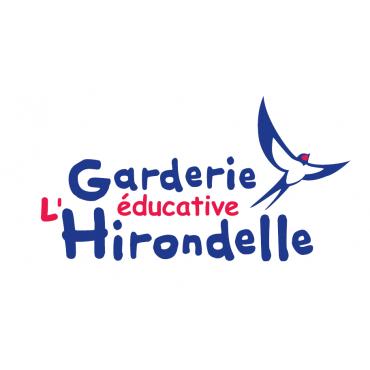 Garderie Educative L'Hirondelle logo