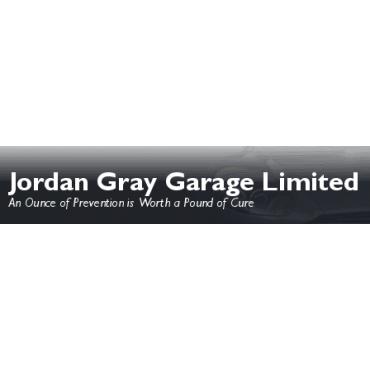 JORDAN GRAY GARAGE LTD PROFILE.logo