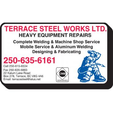 Terrace Steel Works Ltd logo