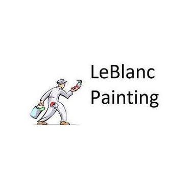 LeBlanc Painting logo