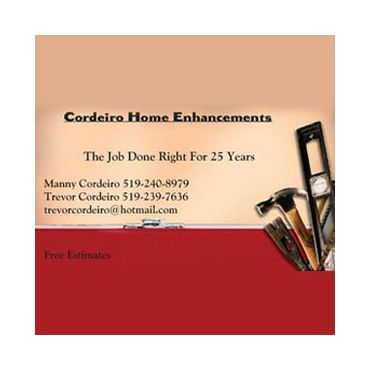 Cordeiro Home Enhancements logo