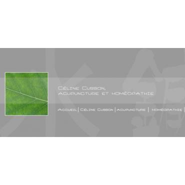 Clinique d'Acupuncture Celine Cusson logo