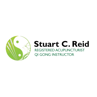 Stuart C. Reid Registered Acupuncturist PROFILE.logo