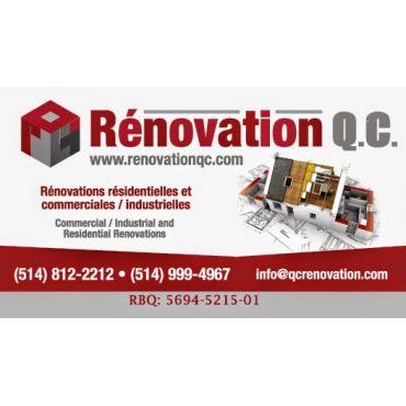 Renovation Q.C. INC logo