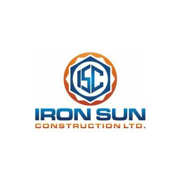 Iron Sun Construction logo