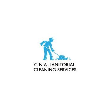 C.N.A Janitorial Cleaning Services logo