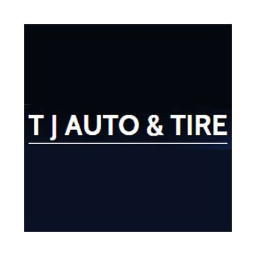 TJ Automotive & Tire logo
