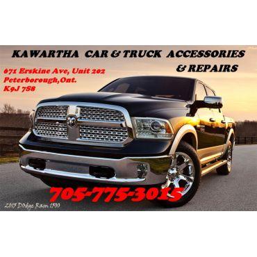 Kawartha Car & Truck Accessories PROFILE.logo
