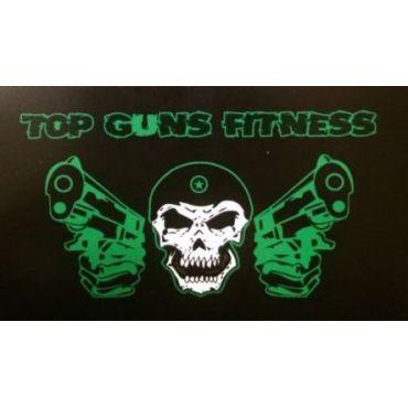 Top Guns Fitness logo