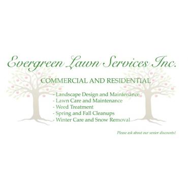 Evergreen Lawn Services Inc logo