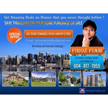 BC Homes Condos - Firoz Fiam Realtor PROFILE.logo