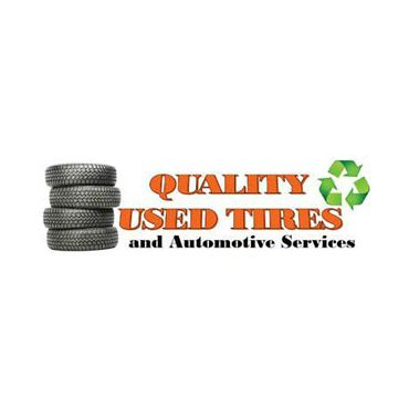 Quality Used Tires logo