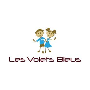 Les Volets Bleus logo