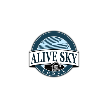 Alive Sky Lodge logo