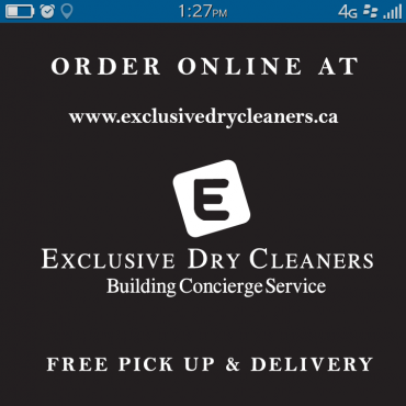 Exclusive Dry Cleaners - Mobile Delivery PROFILE.logo