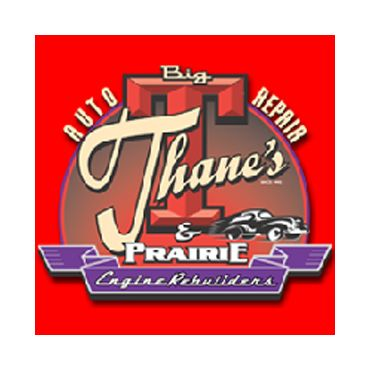 Thane's Big T Auto Repair PROFILE.logo