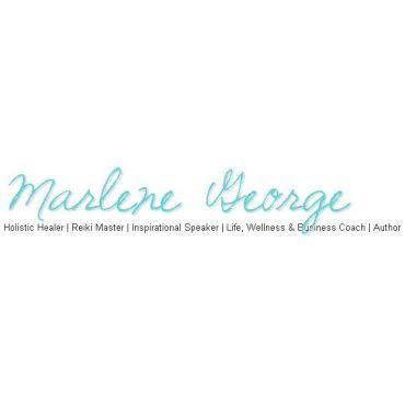 Marlene George Life Wellness Coach & Business Coach PROFILE.logo