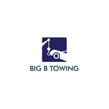 Big B Towing logo