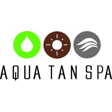 Aqua Tan Spa logo