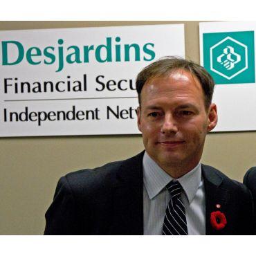 Desjardins Financial Security Independent Network - David Dudzic logo