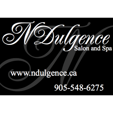 NDulgence Salon and Spa logo