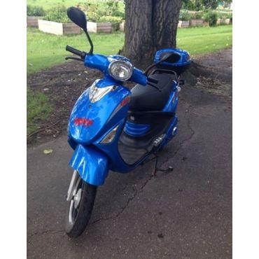 Blue GiO Italia MK 500W+ 48Vx20AH $1495