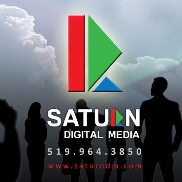 Saturn Digital Media logo