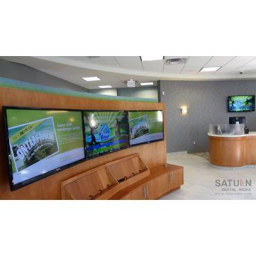 Video Wall at Libro Financial