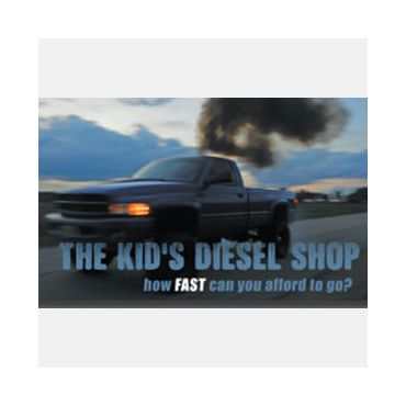 The Kid's Diesel Shop logo