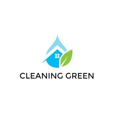 Cleaning Green logo