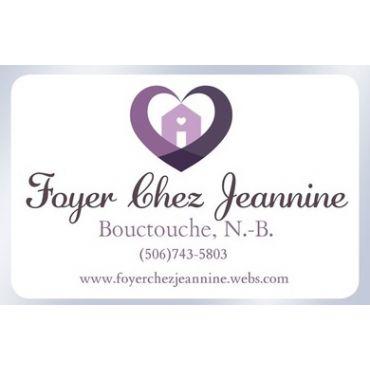 Foyer chez Jeannine logo