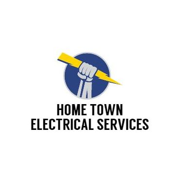 Home Town Electrical Services logo